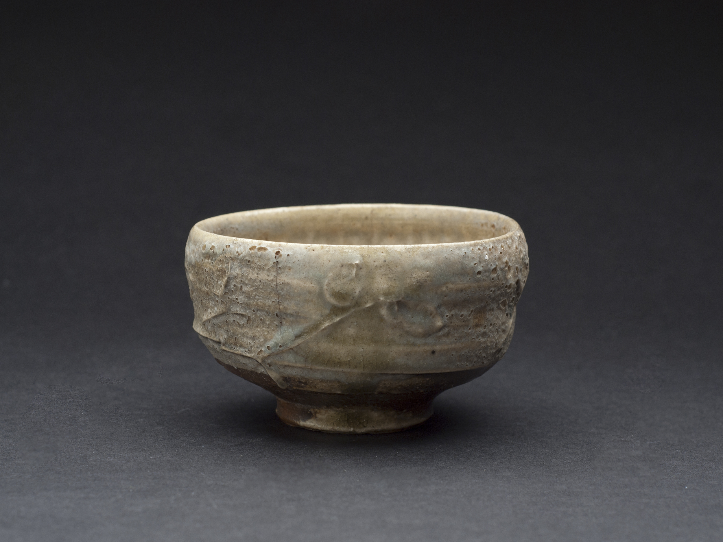 Paul Fryman    Cup  , 2012 Woodfired 2 x 3.5 inches 5.1 x 8.9 cm PDr 5