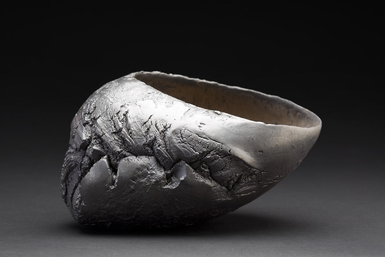 Youngbin Lim    Untitled  , 2014 Ceramic 5 x 9 x 5.5 inches 12.7 x 22.9 x 14 cm YbL 1