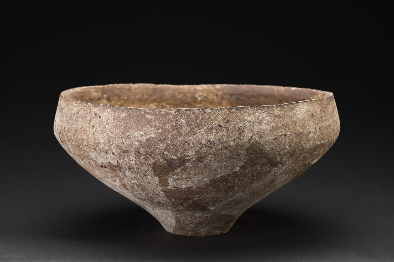 Akihiro Nikaido    Bowl  , 2015 Ceramic 6.25 x 12 x 12 inches 15.9 x 30.5 x 30.5 cm ANk 8