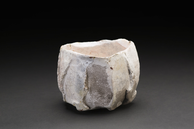 Akihiro Nikaido    Chawan  , 2015 Ceramic 3.5 x 5 x 5 inches 8.9 x 12.7 x 12.7 cm ANk 15