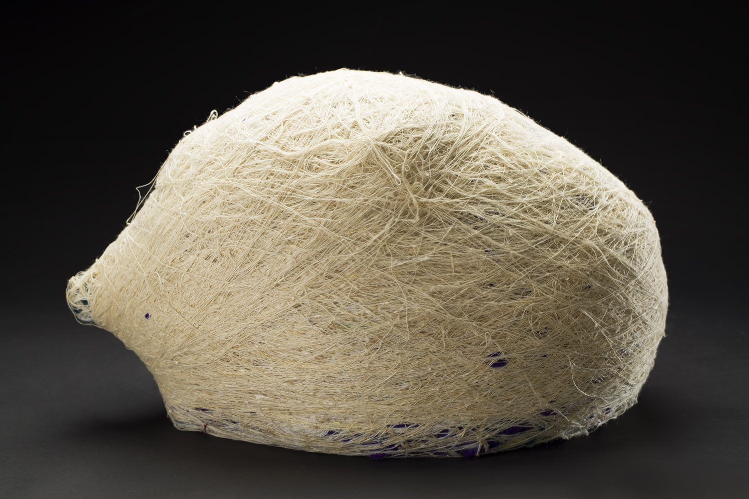 Tony Pedemonte Untitled, 2014 Fiber and wood 20 x 16 x 12 inches 50.8 x 40.6 x 30.5 cm TPed 12