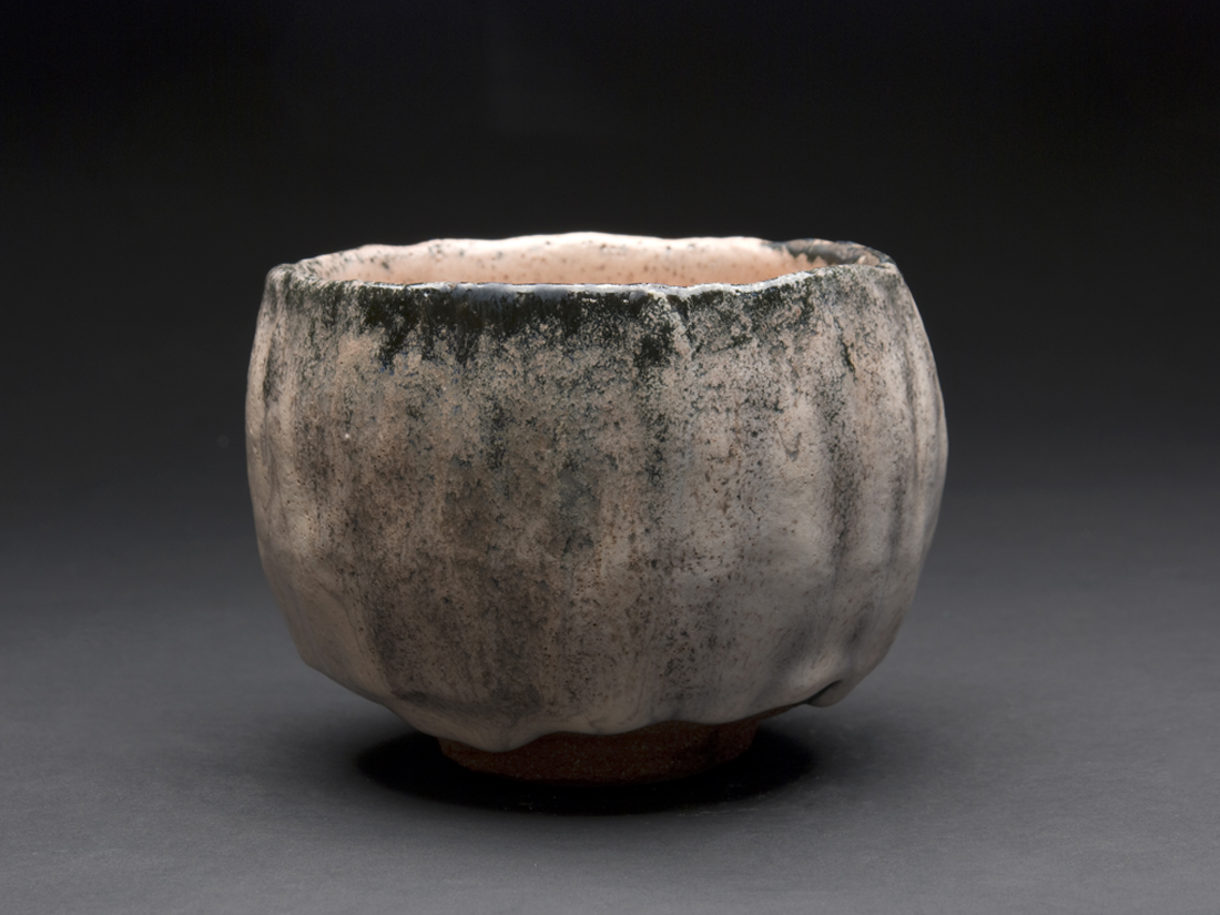 Robert Fornell    Tengu Chawan  , 2012 Clay, Reduction fired to cone 8 9 x 12 x 12 inches 22.9 x 30.5 x 30.5 cm RFo 38