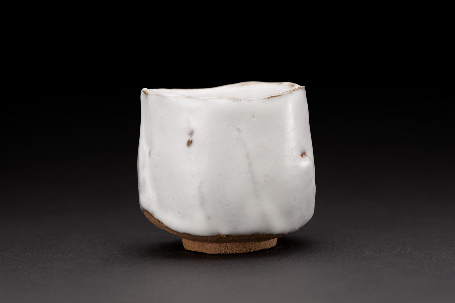 Peggy Germain  Cup  , 2018 Ceramic 2.75 x 3.25 x 3.25 inches 7 x 8.3 x 8.3 cm PGe 11