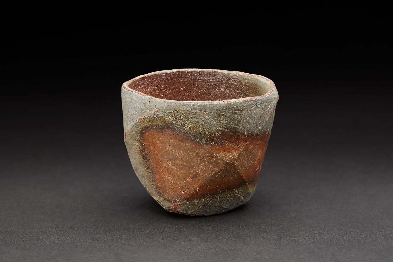 Hiroshi Toyofuku  2018 Ceramic 2 x 2.5 x 2.5 inches 5.1 x 6.4 x 6.4 cm HToy 13