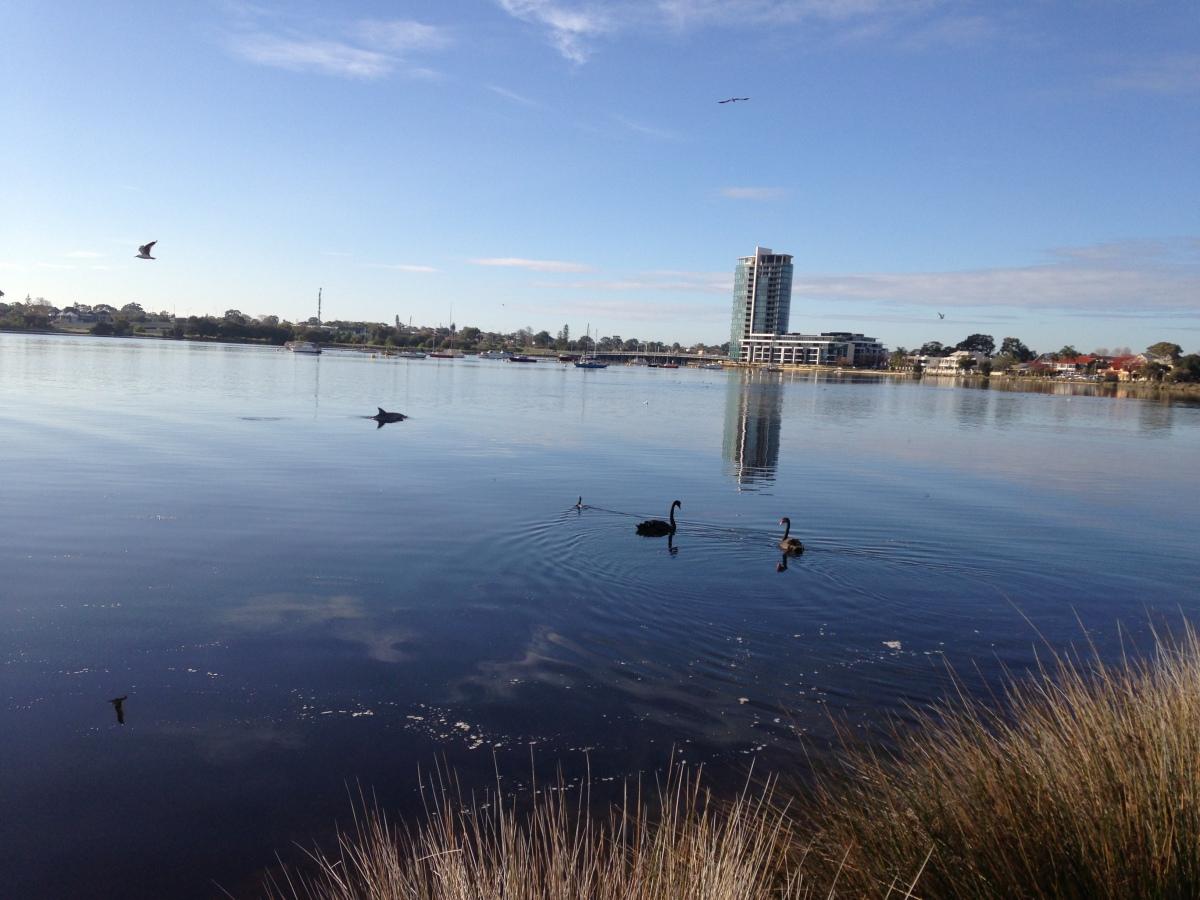 Swan River, Applecross