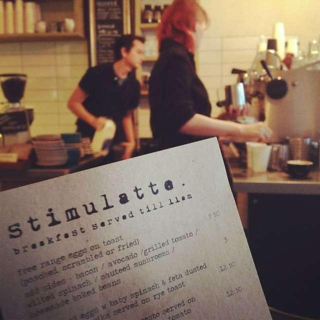 Stimulatte Cafe