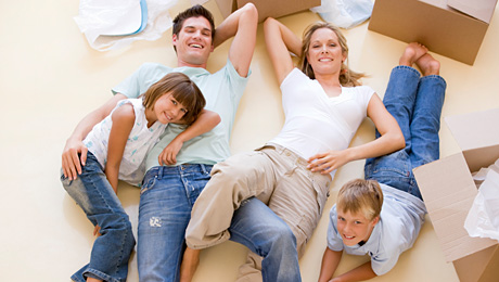 Spend more time with your family, let us assist you to settle in your new city.