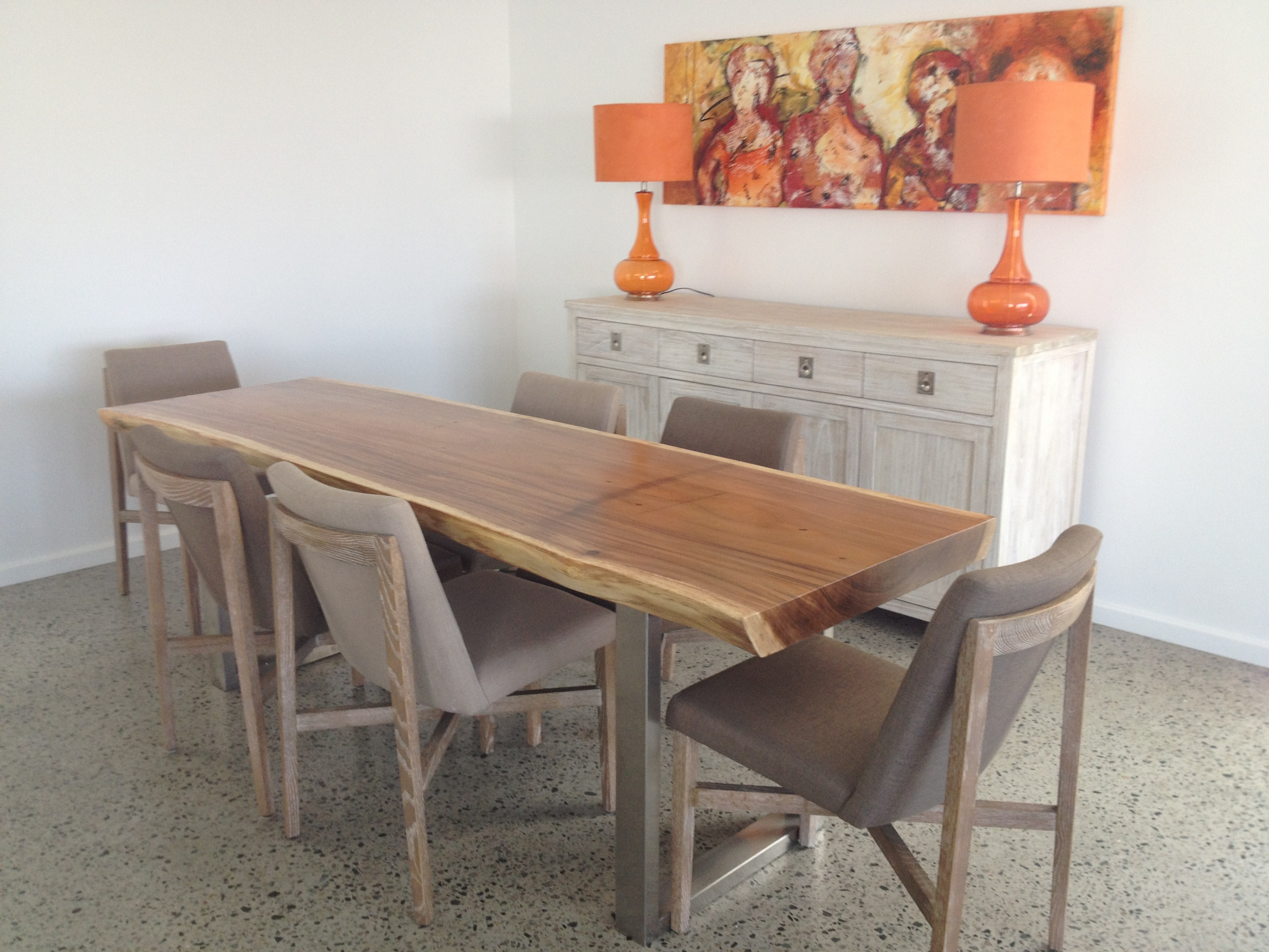 We can furnish your home ready for your arrival.