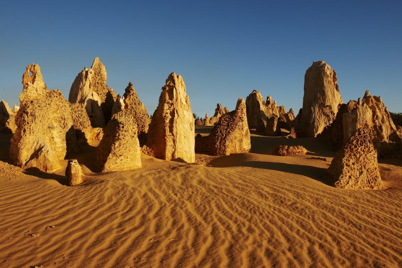 Ancient and unique landscapes