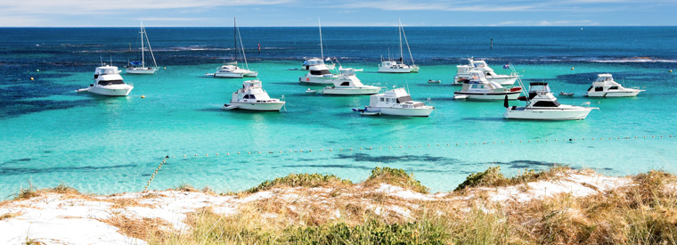 Perth offers an enviable lifestyle and attractions to enjoy in the fabulous weather