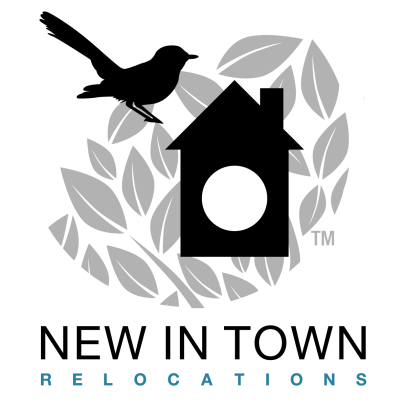 New In Town Relocations Logo