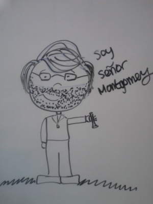 soy senor Montgomery