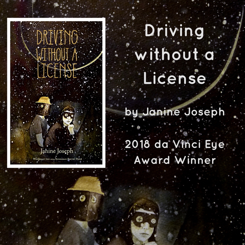 Driving without a License da Vinci Eye Award.png