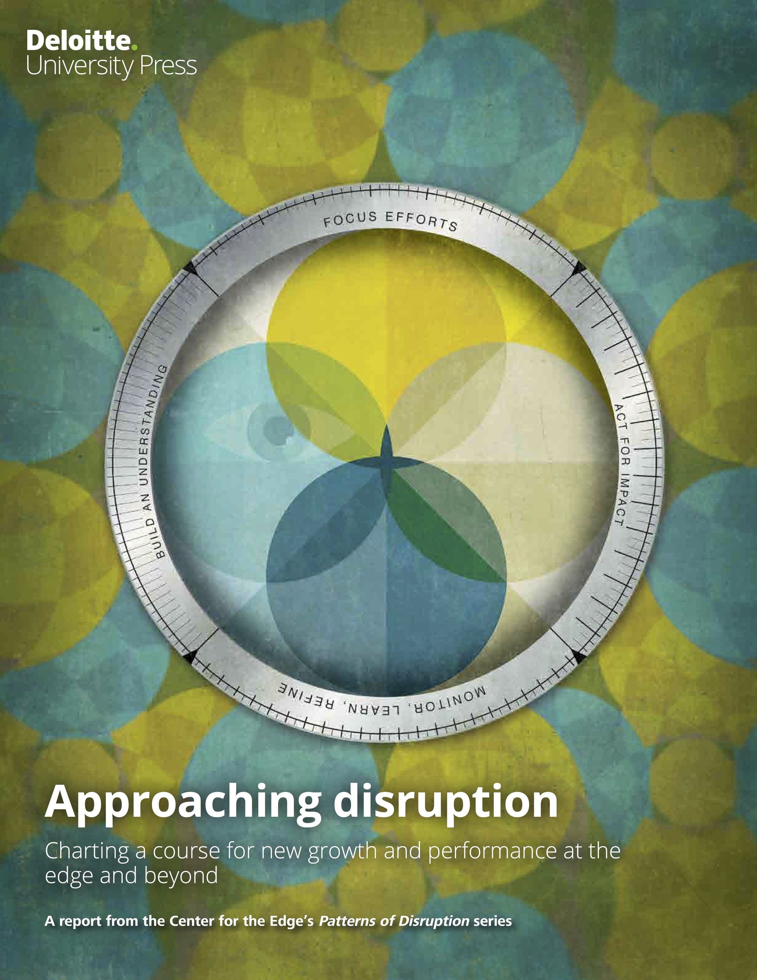 Approaching Disruption 2016