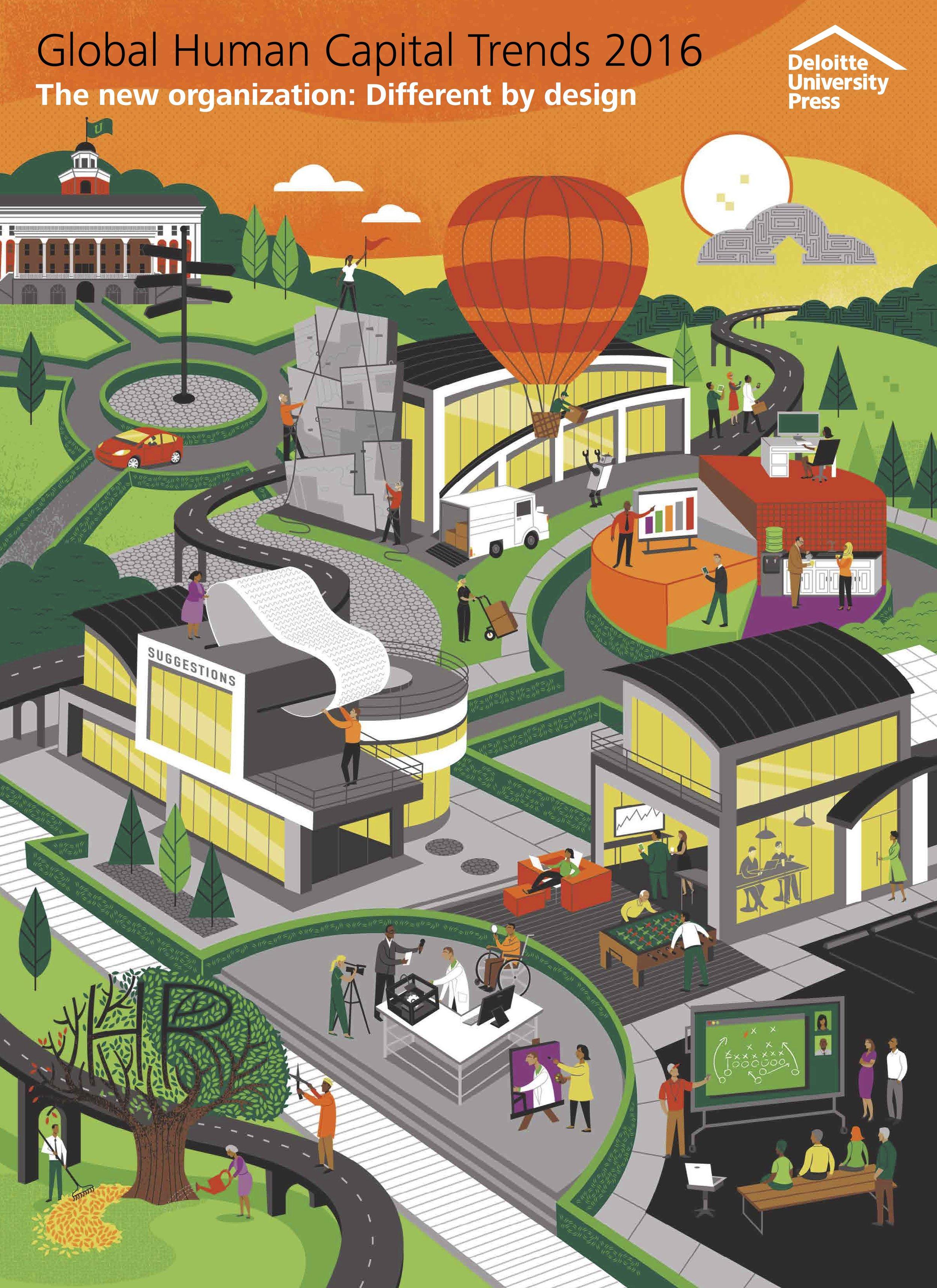 Human Capital Trends 2016
