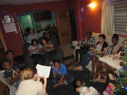 F.L.A.T. Bible Study