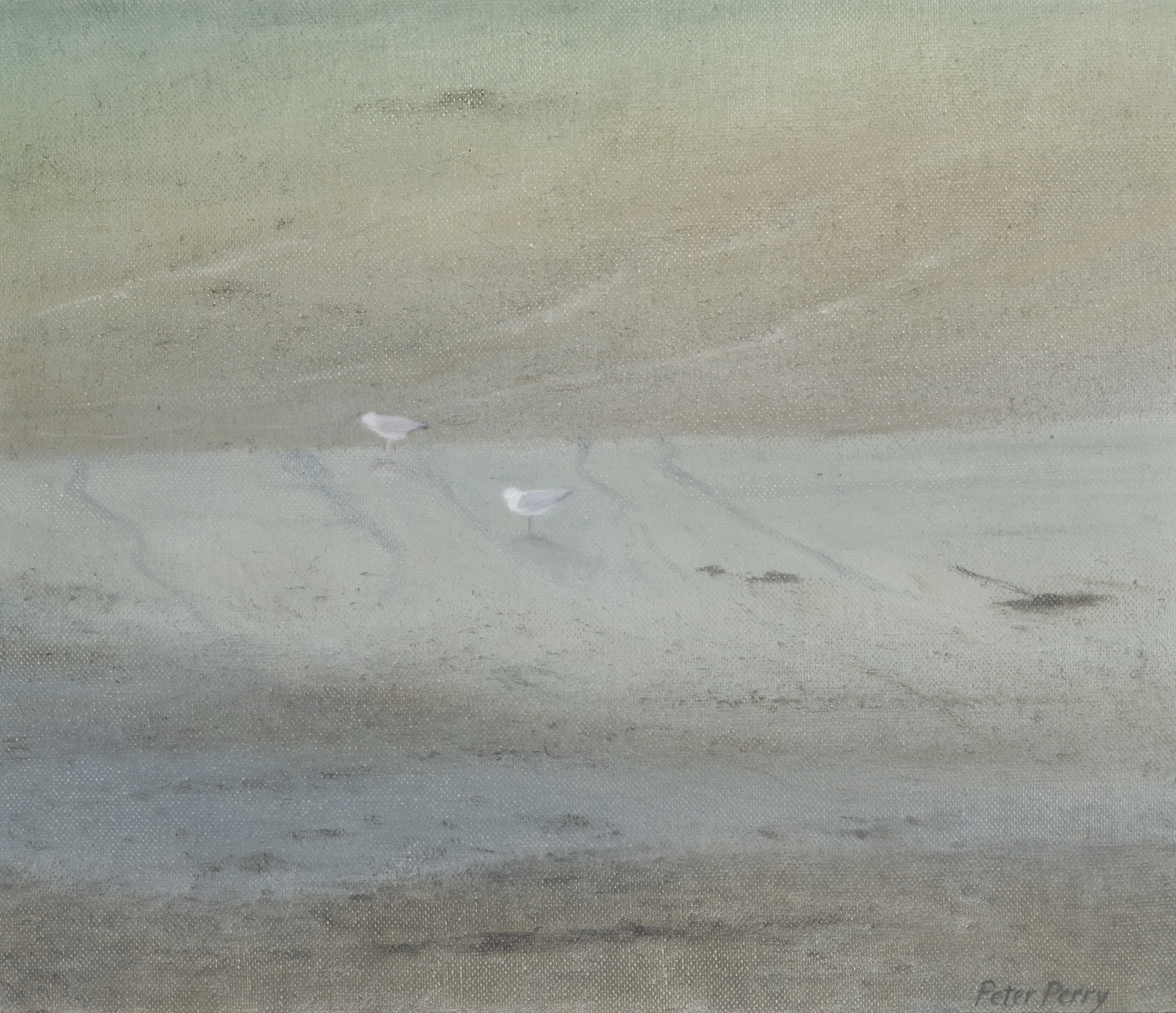 Mudflats, Newlyn