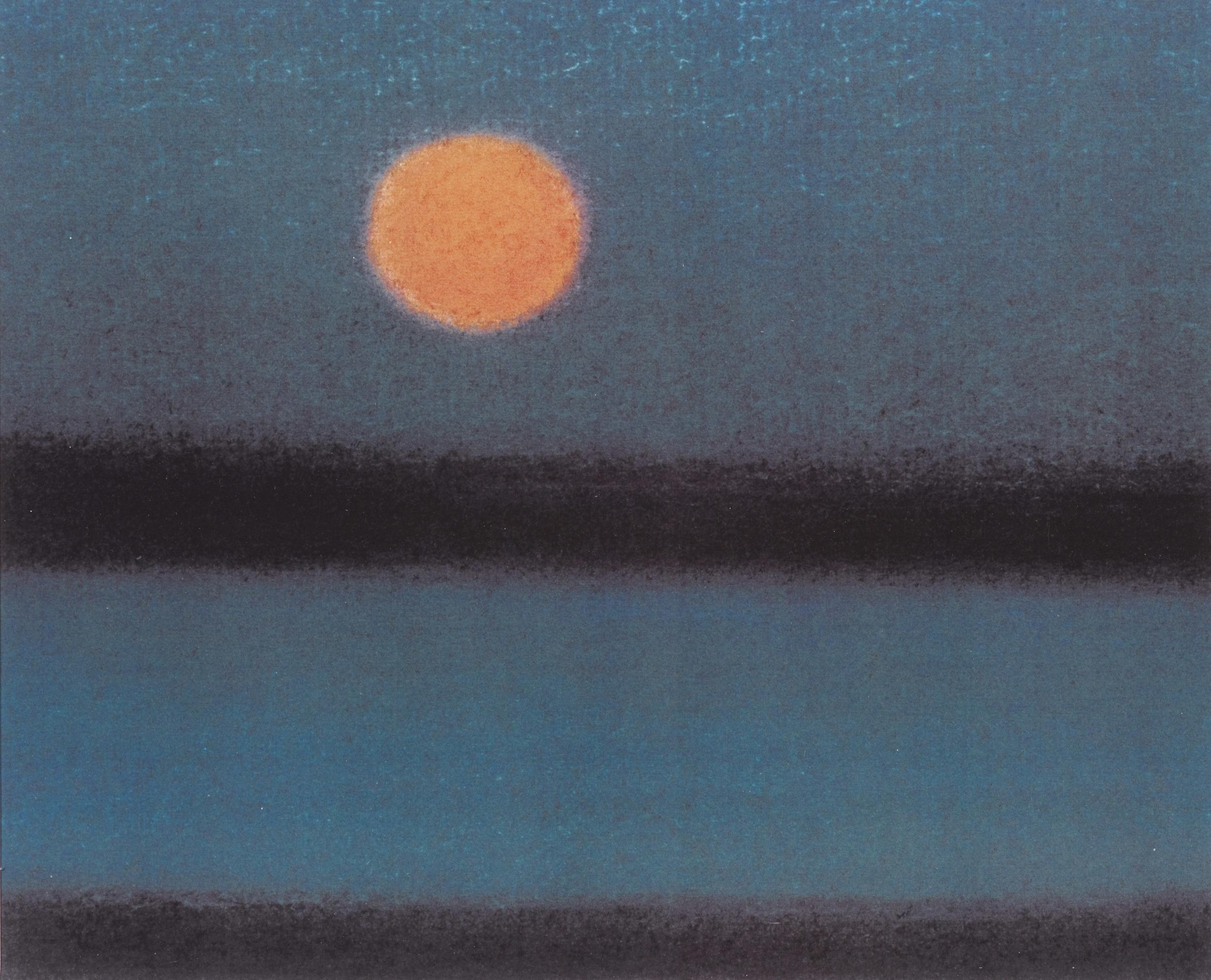 Moon in September I