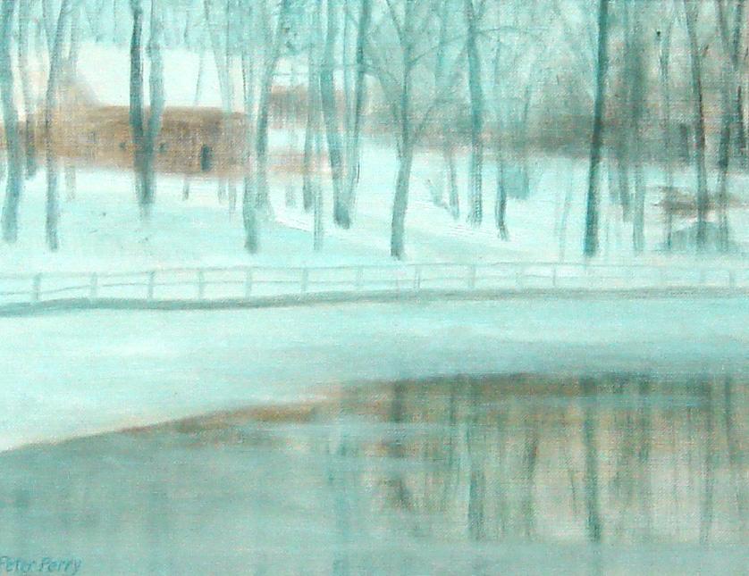 Winter, Forges les Eaux