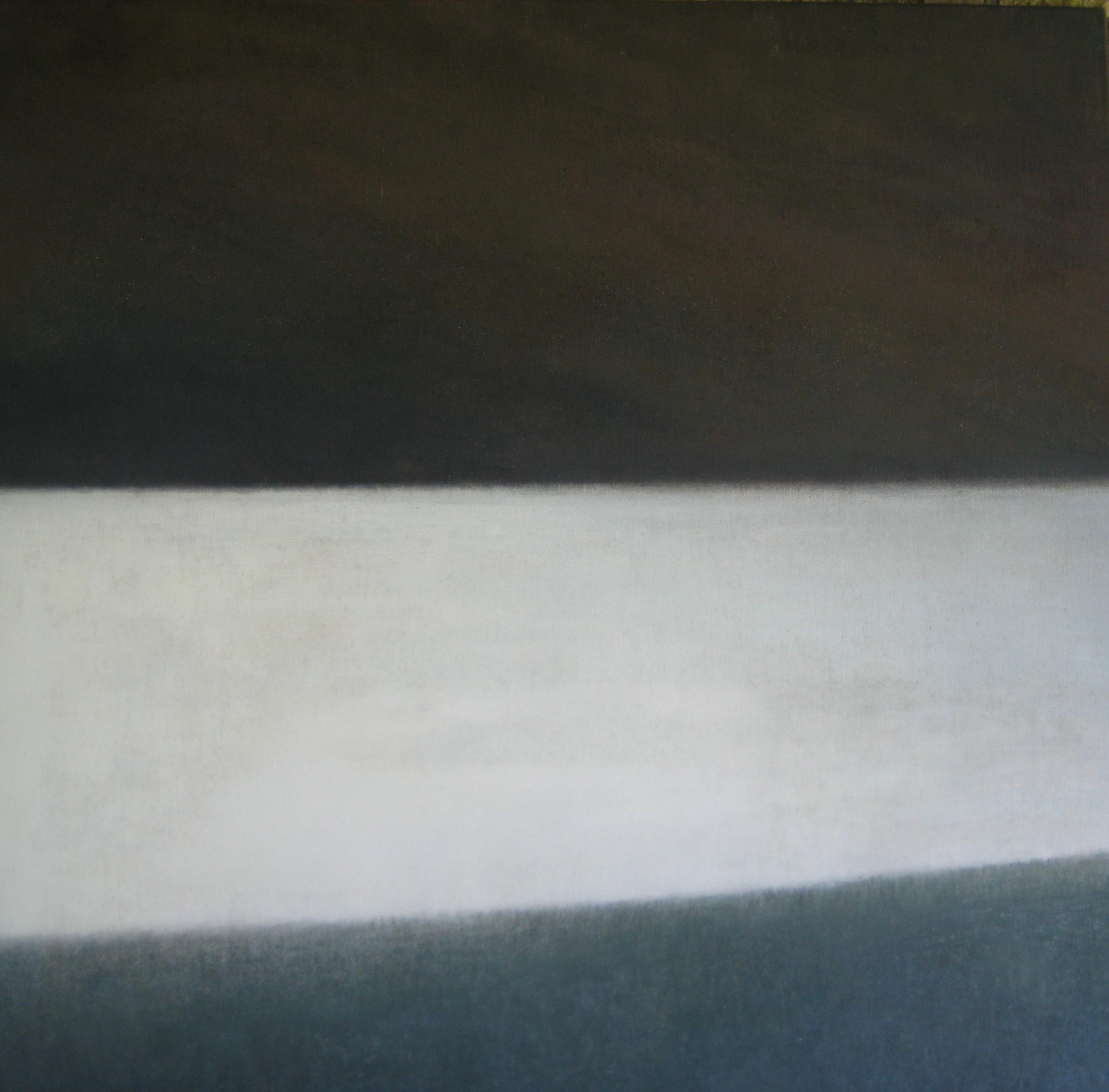 """LLYN CELYN II  36X36"""" (91X91cm) Oil on canvas Sold"""