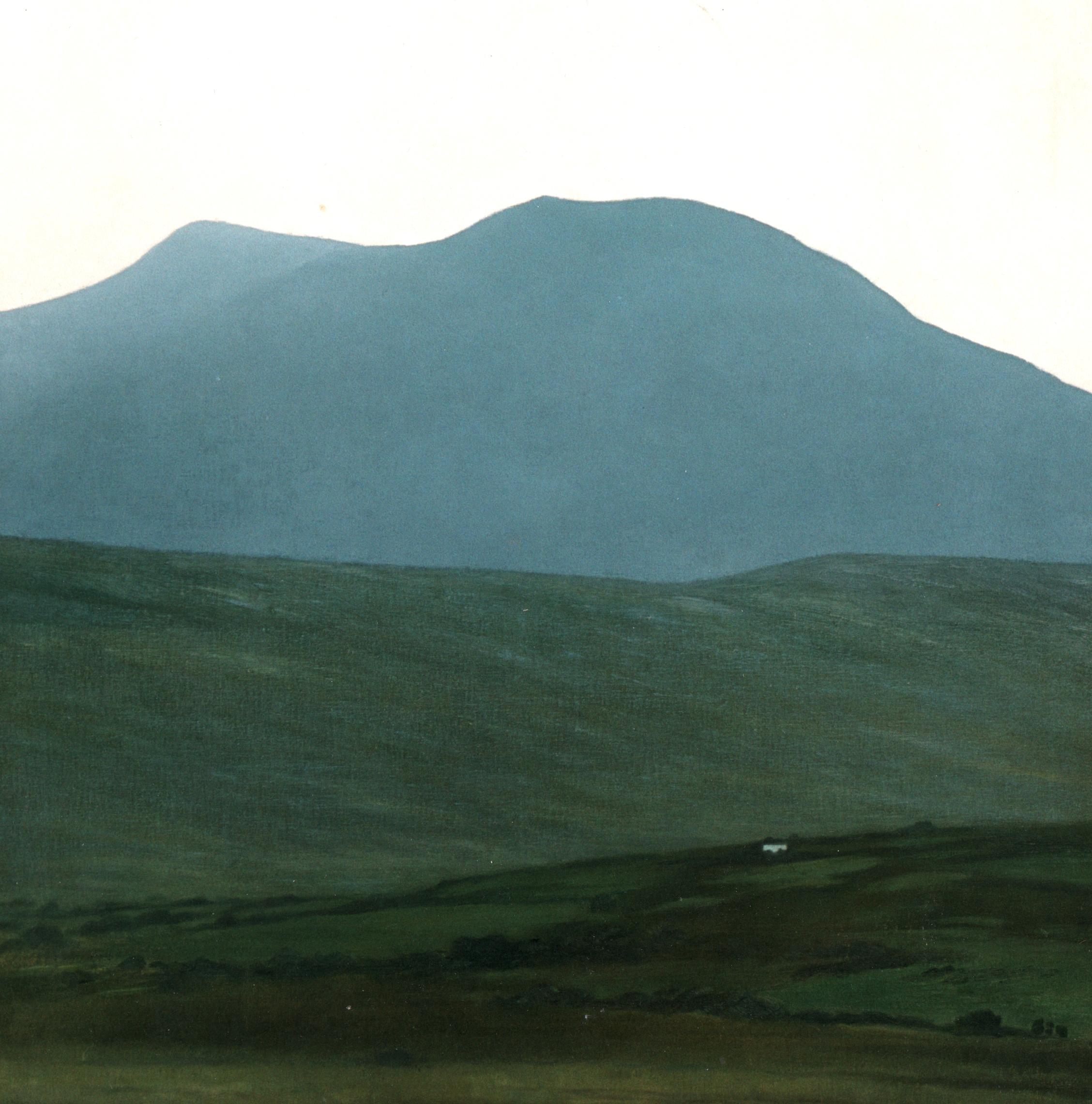 Mountains near Trawsfynydd