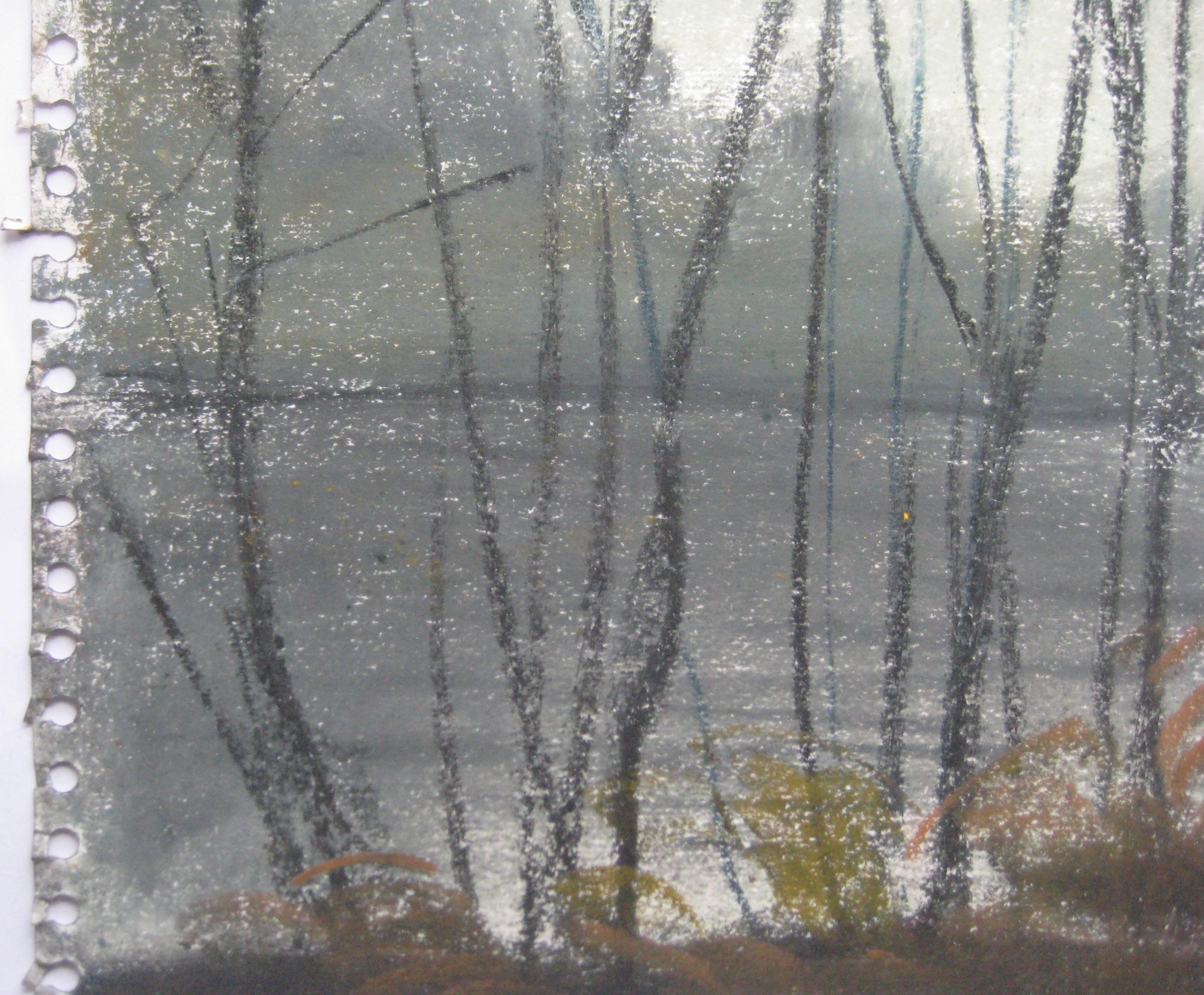 LAKE, EVENING 3
