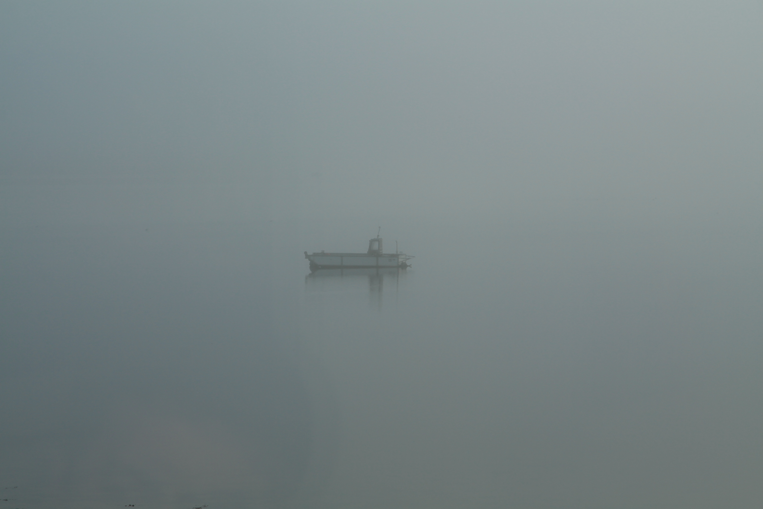 Early morning on Loch Fyne.