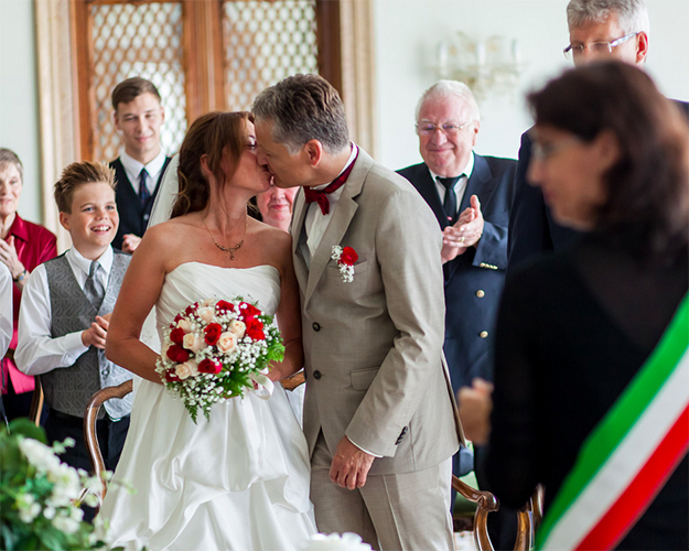 where to get married in italy