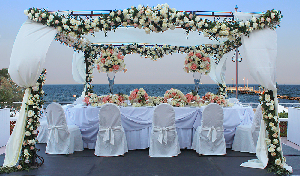 Flowered table at the terrace.jpg