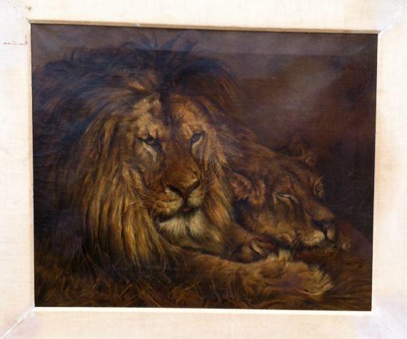 Dennis_Robida_lion_painting.JPG