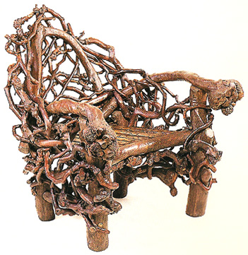 """Root Chair"""