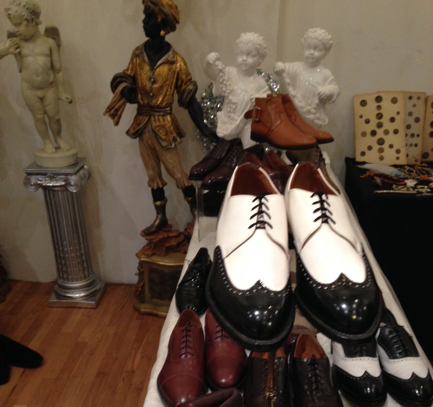 Men's vintage shoes from Ramone