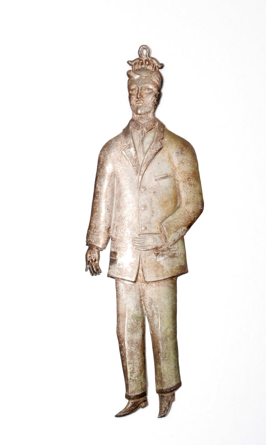 Hand Carved Figurine
