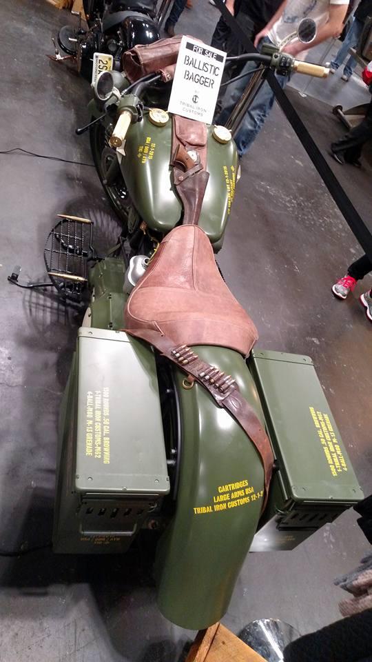 Ballistic Bagger --Army Green Motocycle.jpg
