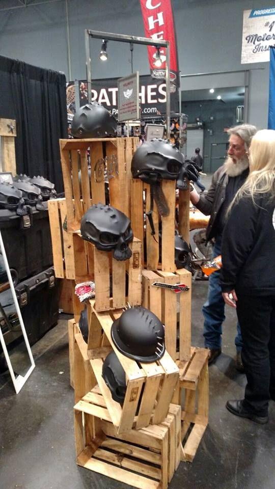 Shoppers with Helmets Display.jpg