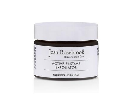 I'm really into JOsh Rosebrook skincare products right now. This Active enzyme Exfoliator is on my list of to-try's. Josh's products always speak to me because they are based around permanent skin Hydration.  Order Here.