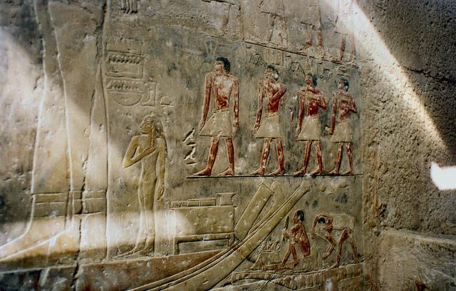 Egypt by John McLinden
