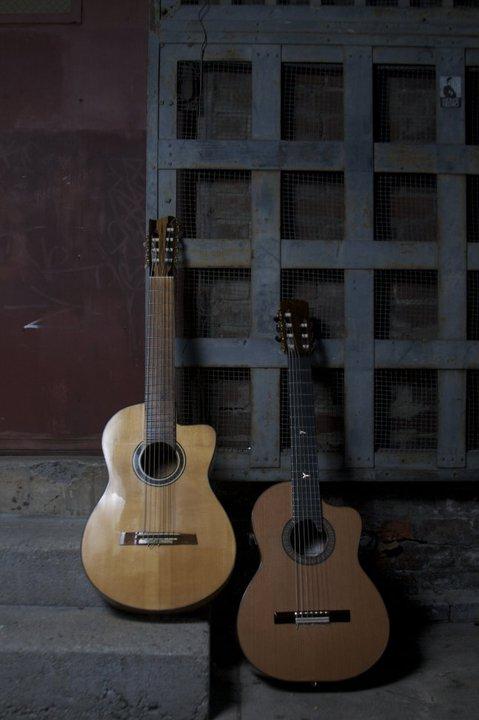 7 String Custom Guitars
