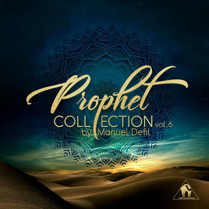 Yussi's new song Zen Prophet is released on Prophet Collection 6 -