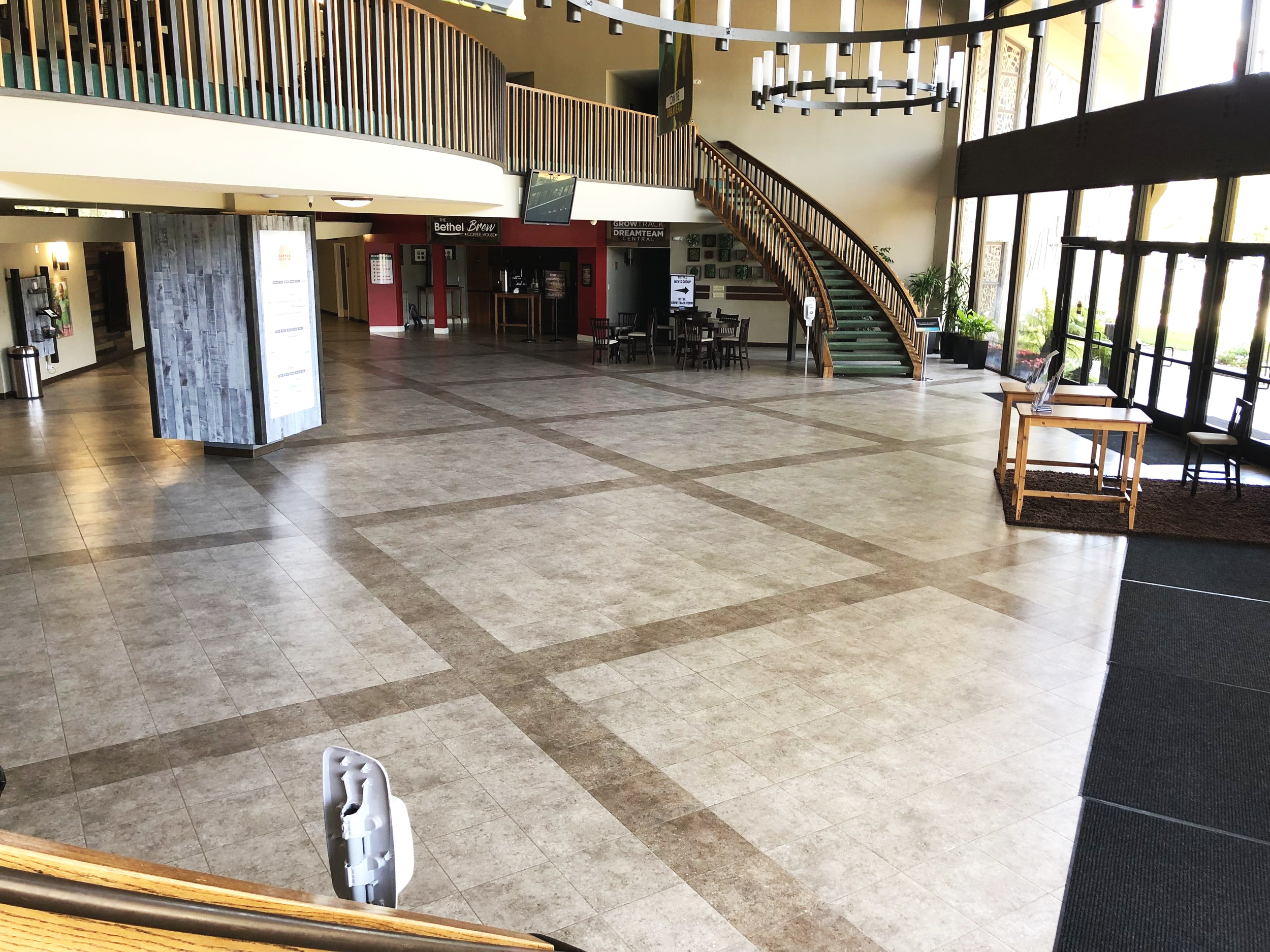 San Jose Campus Lobby