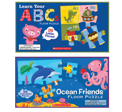 I design toy & puzzle packaging.