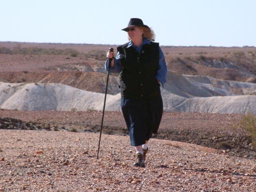 The painted desert at Arckaringa Station, Australia