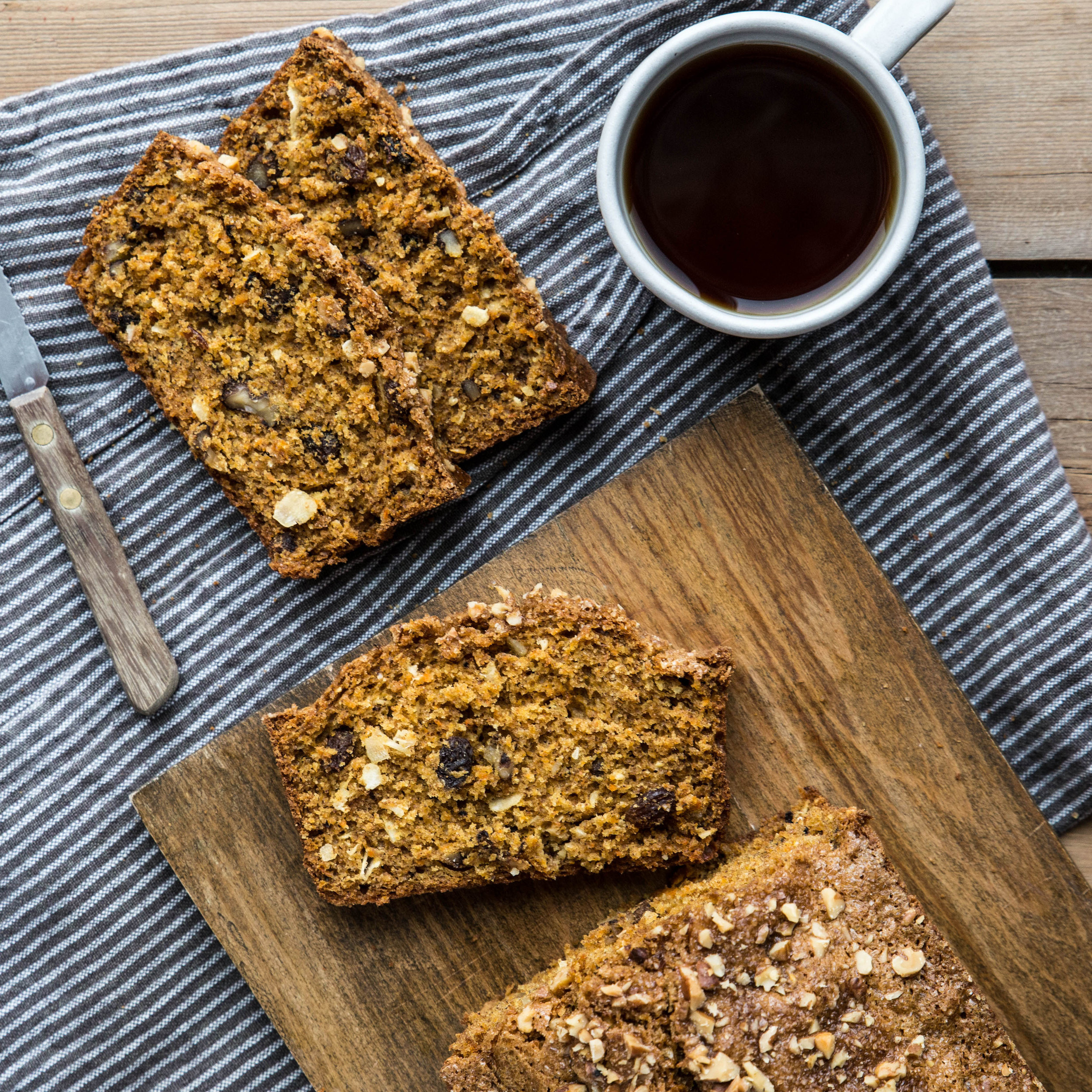 Carrot Breakfast Bread