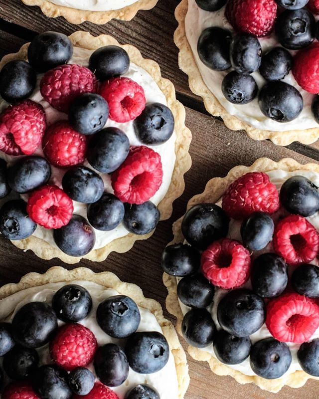 Happy 4th of July! 🎆 - Recipe linked in profile | @pastryaffair
