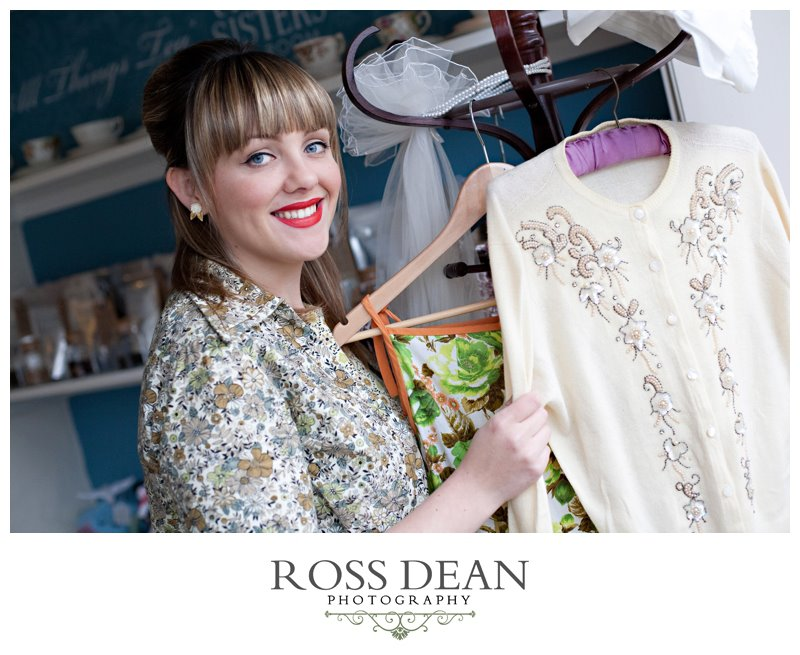 Vintage Wedding Vendors - Ross Dean Photography