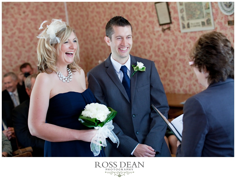An Intimate Suffolk Wedding at Kesgrave Hall - http://www.rossdeanphotography.com (2)