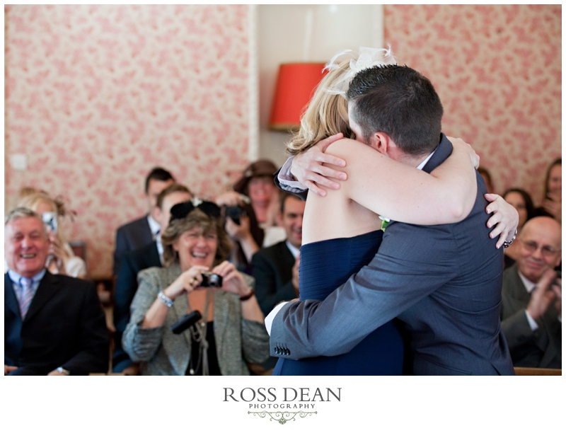 An Intimate Suffolk Wedding at Kesgrave Hall - http://www.rossdeanphotography.com (4)