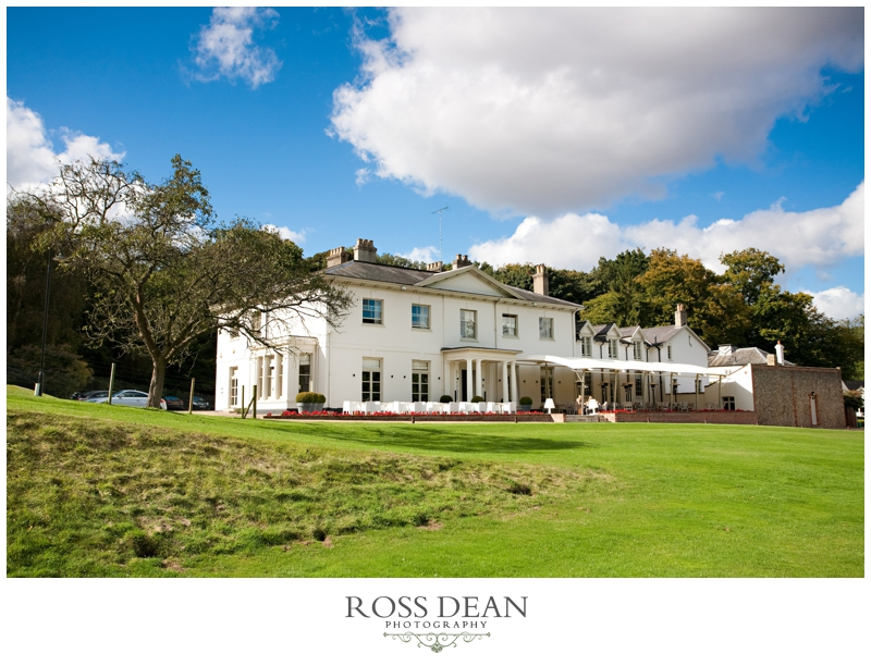 An Intimate Suffolk Wedding at Kesgrave Hall - http://www.rossdeanphotography.com (15)