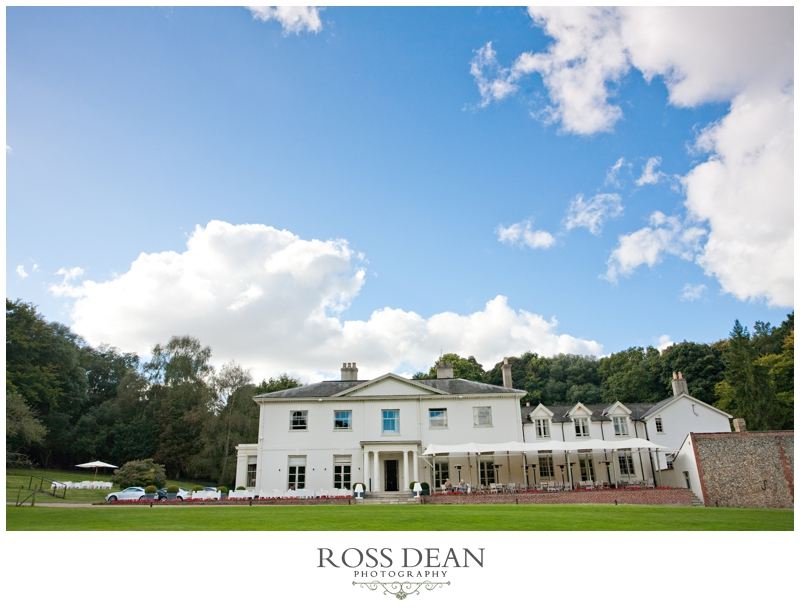 An Intimate Suffolk Wedding at Kesgrave Hall - http://www.rossdeanphotography.com (16)