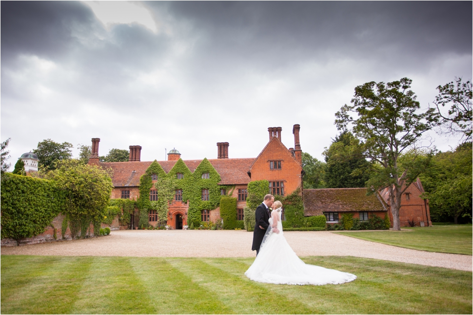 Suffolk Wedding Venue Woodhall Manor by www.rossdeanphotography.com